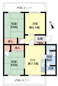 江戸川平住宅